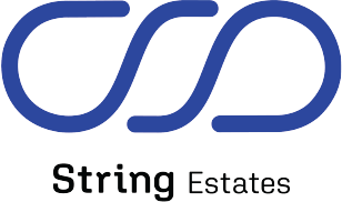 String Estate לוגו